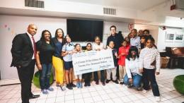 Timothy Sykes Surprises Harlem Kids